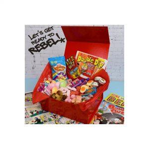 Personalised Beano Sweet Box