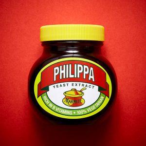 Personalised Classic Marmite Jar