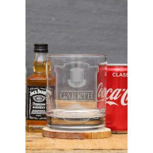 Personalised Gentleman's Jack Daniels Gift Set