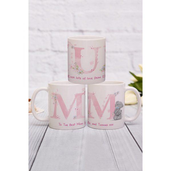 Personalised Me To You MUM Mug