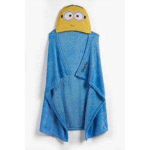 Personalised Minions Cuddle Robe