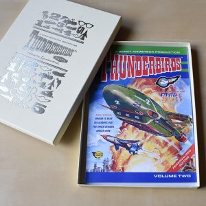 Personalised Thunderbirds Are Go Book
