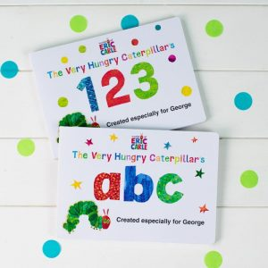 Personalised Very Hungry Caterpillar Board Books