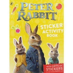 Peter Rabbit Fti Sticker