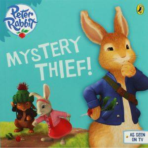 Peter Rabbit: Mystery Thief