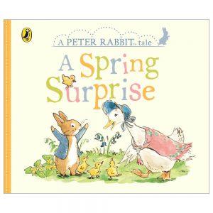 Peter Rabbit Tales: A Spring Surprise