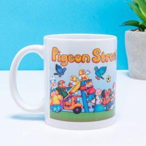Pigeon Street Mug