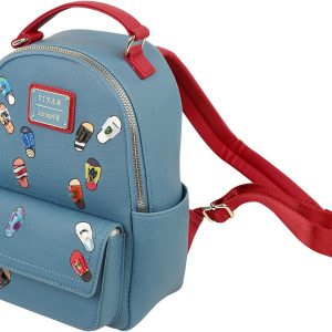 Pixar Loungefly – Slides Mini Backpacks Multicolour