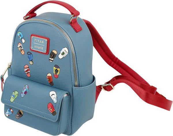 Pixar Loungefly - Slides Mini backpacks multicolour