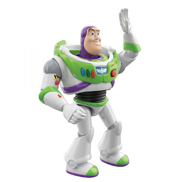 Pixar Toy Story Buzz Interactable Figure