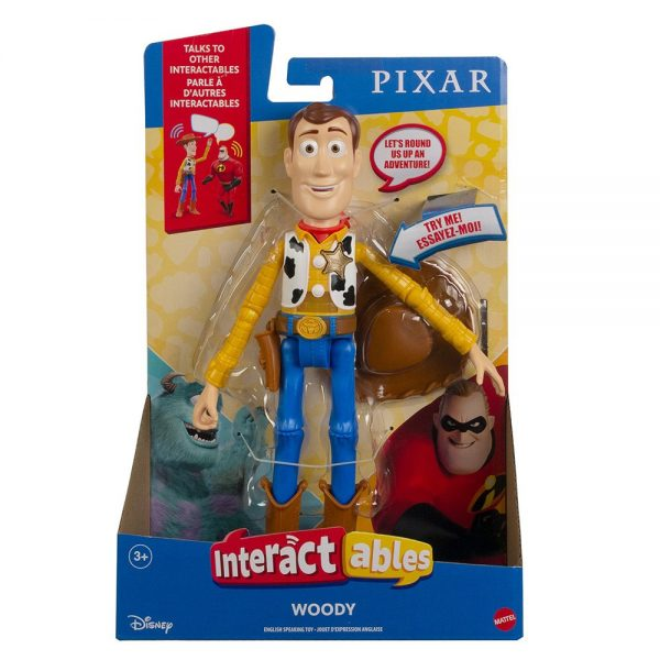 Pixar Toy Story Woody Interactive Gift Set By Moonpig - Delivery Available
