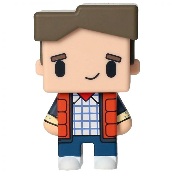 Pixel Figure Back to the Future Marty Mcfly 7cm