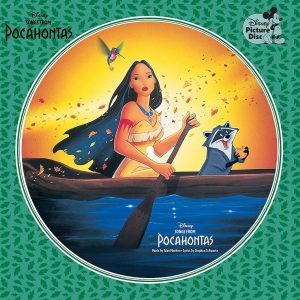 Pocahontas Songs From Pocahontas LP Picture