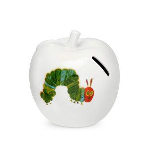 Portmeirion Very Hungry Caterpillar Apple Money Box