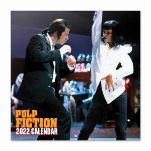 Pulp Fiction Official Calendar 2022