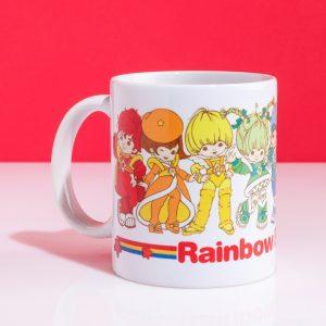 Rainbow Brite And The Colour Kids Boxed Mug