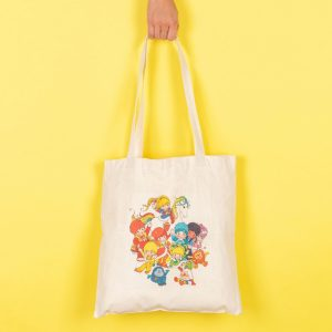 Rainbow Brite And The Colour Kids Tote Bag