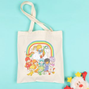 Rainbow Brite Gang Tote Bag