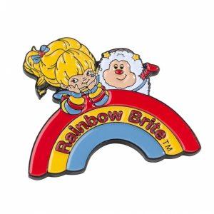 Rainbow Brite Pin Badge