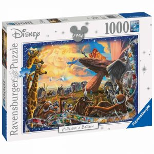 Ravensburger Disney, The Lion King Collector's Edition Jigsaw