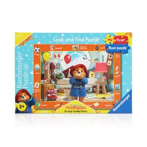 Ravensburger Paddington Bear My First Look And Find Floor Puzzle Gift Set By Moonpig – Delivery Available