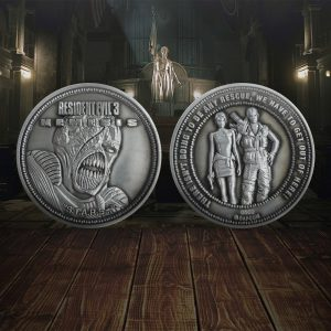Resident Evil 3 Limited Edition Coin – Just 9995 Worldwide