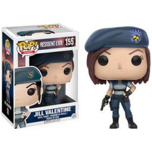 Resident Evil Jill Valentine Pop! Vinyl Figure