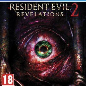 Resident Evil: Revelations 2 PS4 Game.