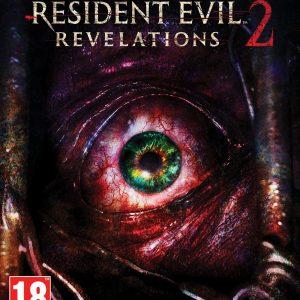Resident Evil: Revelations 2 Xbox One Game.