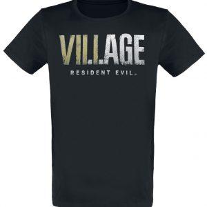 Resident Evil Village – Logo T-Shirt Black
