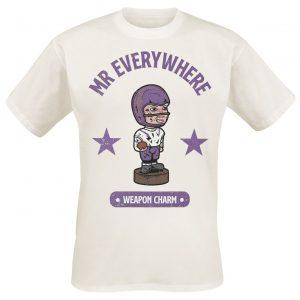 Resident Evil Village – Mr Everywhere T-Shirt White