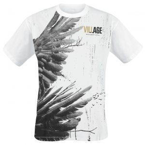 Resident Evil Village – Wings T-Shirt White