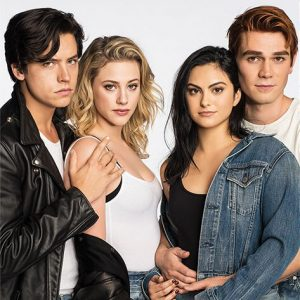 Riverdale (Bughead And Varchie) Poster Multicolour