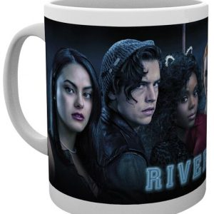 Riverdale Cast Cup Multicolour