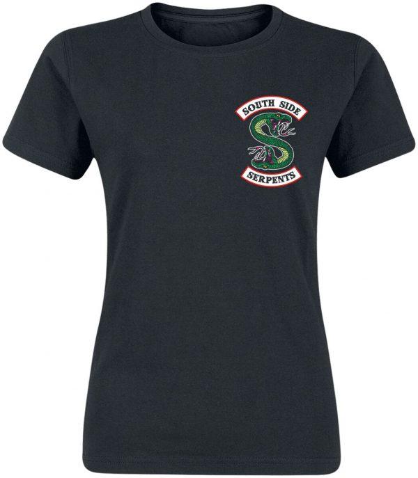 Riverdale South Side Serpents T-Shirt black