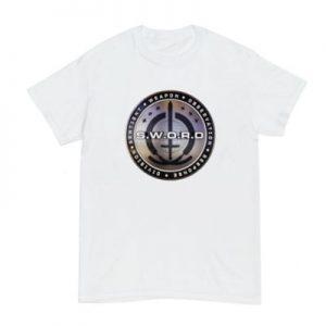 S.W.O.R.D Customisable T-Shirt WandaVision, Mens, White – From ShopDisney