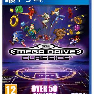 SEGA Mega Drive Classics PS4 Pre-Order