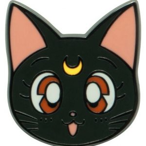 Sailor Moon Luna Pin Multicolour