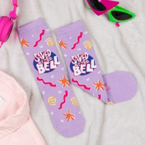 Saved By The Bell Socks