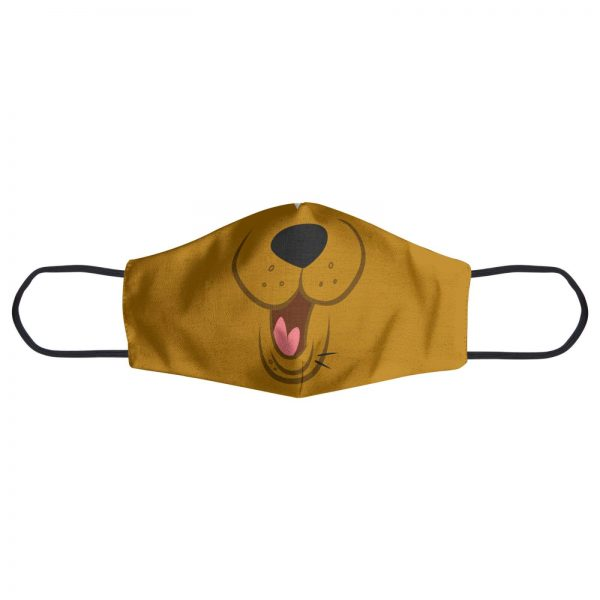 Scooby Doo Face Mask - S