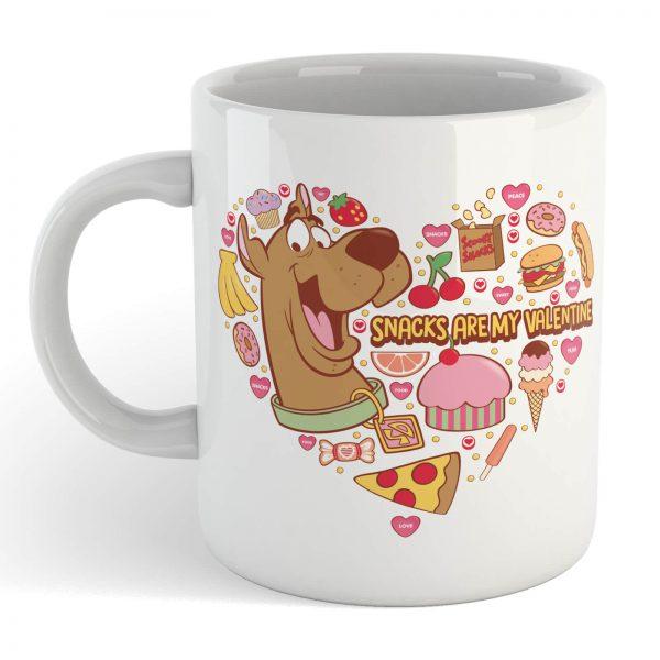 Scooby Doo Snacks Are My Valentine Mug