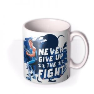 Sega Alien Syndrome Never Give Up The Fight Mug By Moonpig, Gift Set – Delivery Available