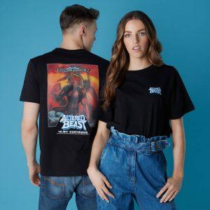 Sega Altered Beast Unisex T-Shirt – Black – XS – Black