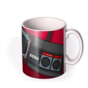 Sega Consoles Retro Masters System Gaming In Progress Mug By Moonpig, Gift Set – Delivery Available
