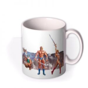 Sega Golden Axe Illustration Mug By Moonpig, Gift Set – Delivery Available