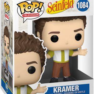 Seinfeld Kramer Vinyl Figure 1084 Funko Pop! Multicolor