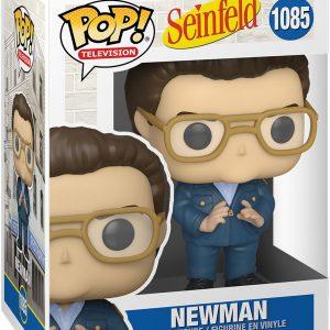 Seinfeld Newman Vinyl Figure 1085 Funko Pop! Multicolor