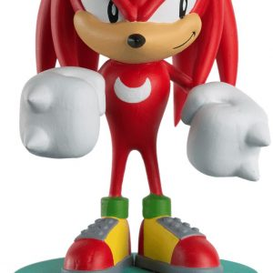 Sonic The Hedgehog Knuckles Collection Figures Multicolor