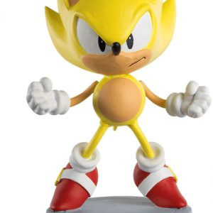 Sonic The Hedgehog Super Sonic Collection Figures Multicolor