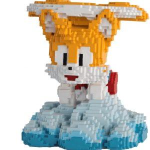 Sonic The Hedgehog Tails – 16 Bit Version Collection Figures Multicolor